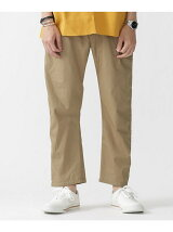 サイドパッカリング立体パンツ