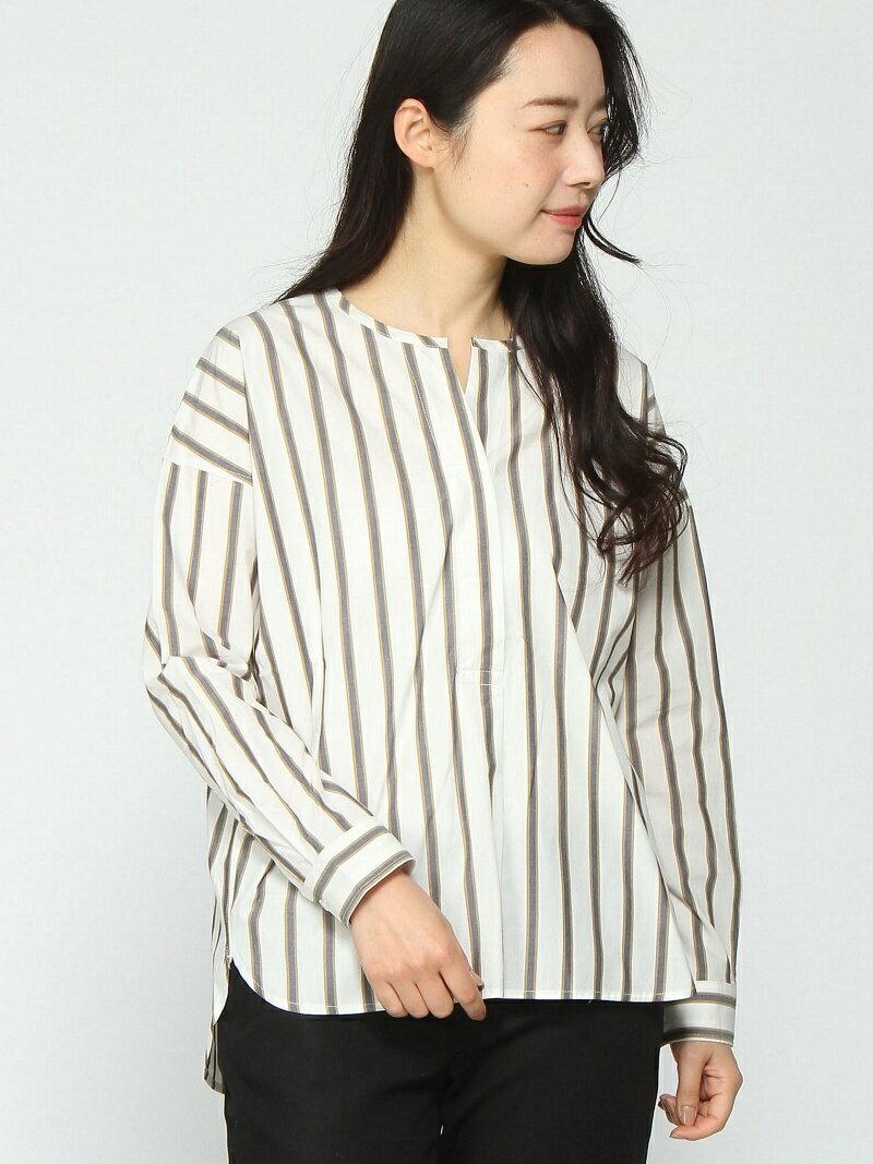 【SALE/60%OFF】Lugnoncure/タイプライタースキッパーシャツ テチチ シャツ/ブラウス【RBA_S】【RBA_E】