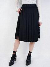 【GISELe1月号掲載】プリーツスカート
