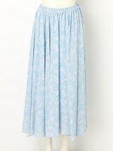 おしくらまんじゅうマキシスカート