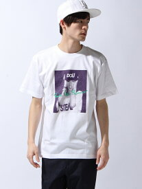 【SALE/30%OFF】DOUBLE STEAL DOU GIRL Tシャツ ダブルスティール カットソー Tシャツ ホワイト ブラック
