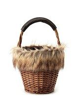 ◆ウィローエコファー巾着バッグ