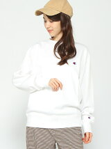 Champion/(W)CREW NECK SWEATSHIRT