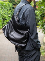 【WEB限定】SC★★LEATHER EDITORS/B /レザーエディターズバッグ