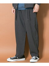 URBAN RESEARCH iD WOOLLY EASY TROUSER