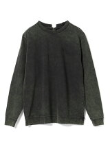 Cloudy Cloudy for B:MING by BEAMS / BackZip Crewneck Sweatshirt BEAMS ビームス クラウディ クラウディ