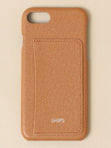 SD: 【SAFFIANO LEATHER】ゴート iPhoneケース