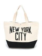dictionary/(U)キャンバスコットントート*NEWYORK CITY