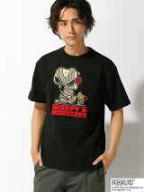 LOWBLOW KNUCKLE/(M)ハロウィンナイトSNOOPY Tシャツ