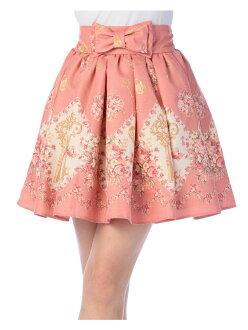 LIZ LISA钥匙花纹裙子LIZ LISA裙子