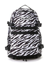 ZEBRA ADVENTURE BACKPACK
