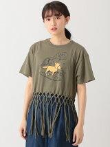 M サーフわんこTシャツ