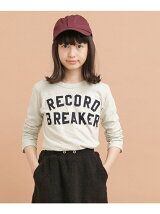 DENIM DUNGAREE テンジク RECORD Tシャツ(KIDS)
