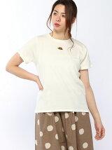 カンカン帽刺繍Tシャツ