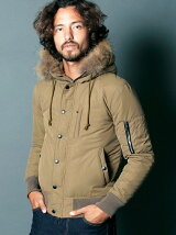 NYLON THINSULATE N2B BLOUSON