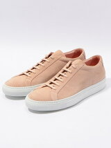 COMMON PROJECTS Achilles Low スエードスニーカー