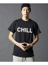 "【U】GD Tシャツ ""CHILL"""