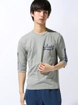 【M】Light Half Sleeve T