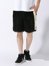 "SATIN SOUVENIR SHORTS ""7"""