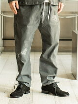 Damaged slacks