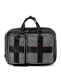 "BRIEFING BRIEFING × BEAMS PLUS / 別注 ""CRAZY 3WAY BAG"" ビームス メン バッグ【送料無料】"