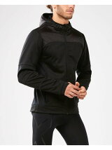 (M)HEAT MEMBRANE HOODED JACKET
