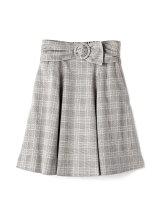 グレンチェックシリーズ スカート