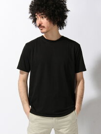 【SALE/33%OFF】SPENDY'S Store 消臭加工天竺クルーネックTシャツ スペンディーズストア カットソー Tシャツ ブラック グレー ネイビー ホワイト