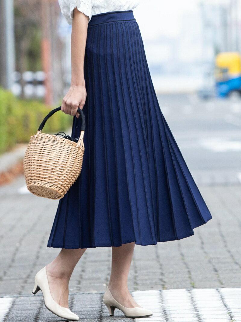 【SALE/10%OFF】Ketty Cherie 配色コードストライプスカート ケティシェリー スカート【RBA_S】【RBA_E】【送料無料】