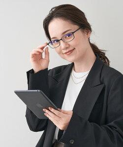 Zoff (U)スクエア型 PCメガネ(ブルーライトカット率約50%) ゾフ ファッショングッズ メガネ ブラック ブラウン【送料無料】