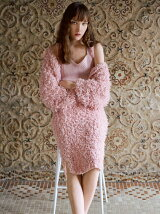 フラッグクロシェスカート