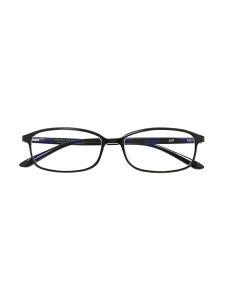 Zoff (U)スクエア型 PCメガネ(ブルーライトカット率約35%) ゾフ ファッショングッズ メガネ ブラック ブラウン【送料無料】