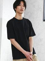 BC HEAVY/W ポケット C/N S/S Tシャツ