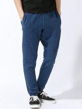 【M】Narrow Indigo Pants
