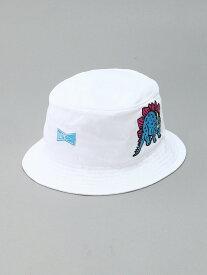 VOTE MAKE NEW CLOTHES JURASSIC HAT ヴォート メイク ニュー クローズ 帽子/ヘア小物 ハット ホワイト ネイビー【送料無料】