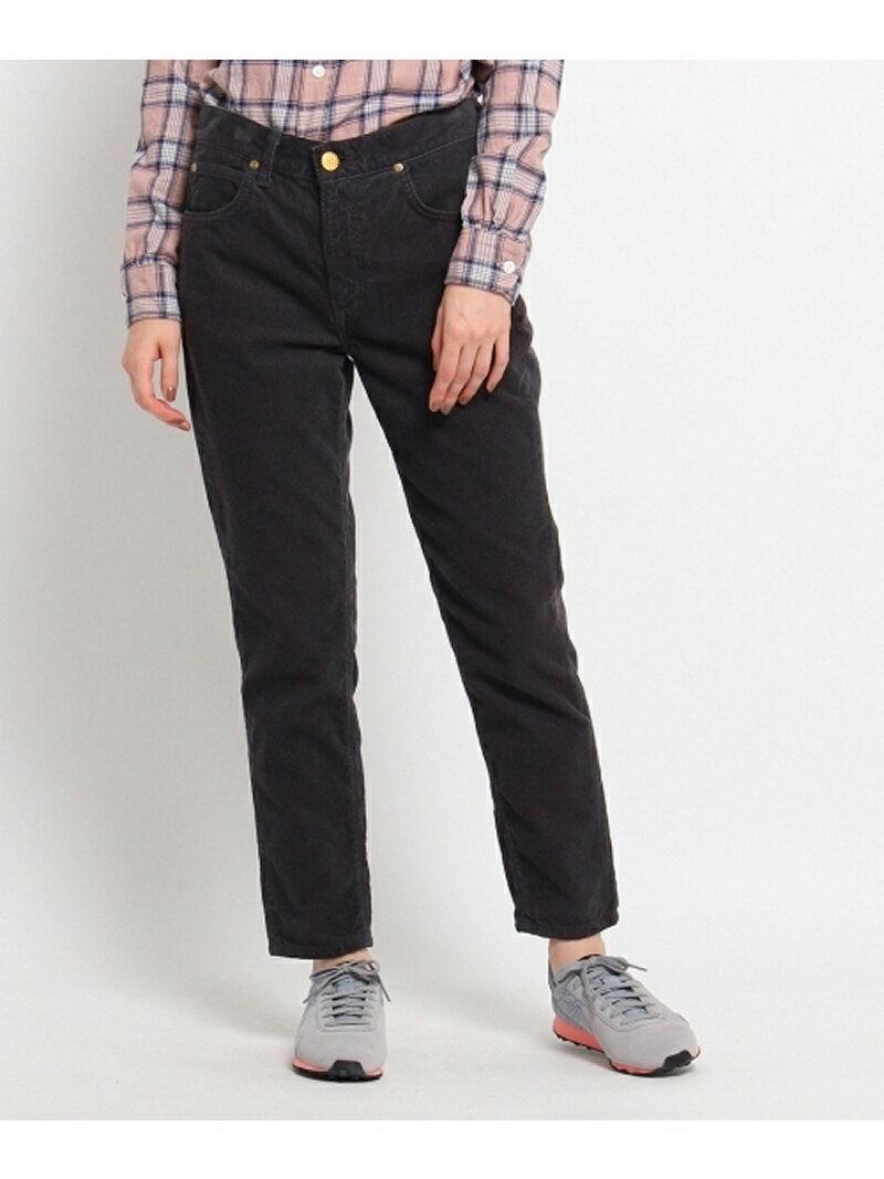 【SALE/30%OFF】Couture brooch Lee コーデュロイクロップドパンツ クチュールブローチ パンツ/ジーンズ【RBA_S】【RBA_E】【送料無料】