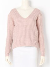 Fluffy Knit TOP