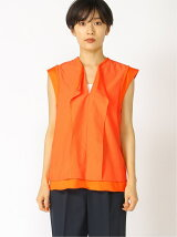 (W)HS21 Center Hem Layered SL Top W