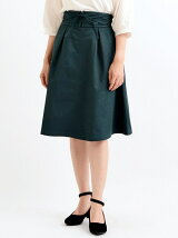 【WEB限定価格】ウエストレースアップスカート