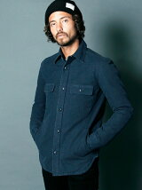 SULFUR CANVAS QUILTING FATIGUE SHIRTS JKT