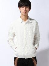 【M】Uneven Gum Shirt
