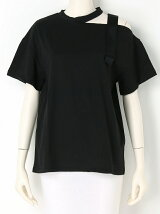TAPE SHOULDER Tシャツ