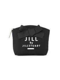 JILL by JILLSTUART ジルバイポーチ ジル バイ ジルスチュアート 財布/小物 財布 ブラック グレー ベージュ パープル