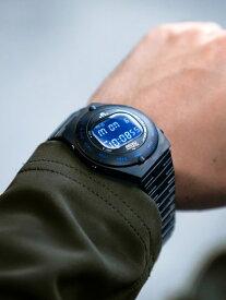 SHIPS SEIKO:Seiko/GIUGIARODESIGNSHIPSExclusiveModelDigital シップス ファッショングッズ 腕時計 ネイビー【送料無料】