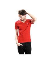1PIU1UGUALE3 RELAX/VネックTシャツ