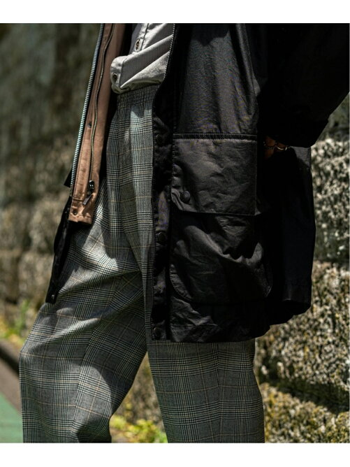 【BARBOUR 】別注 HIKING COAT