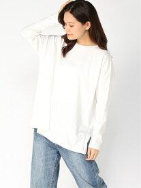 【SALE/70%OFF】studio CLIP ロールネックレイヤードPO スタディオクリップ カットソー Tシャツ ホワイト オレンジ グレー ベージュ