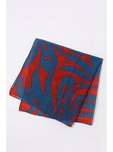 70×70サファリ柄スカーフ