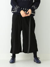 orslow / Buggy Ranch Pants Black オアスロウ BEAMS BOY ビームスボーイ