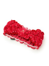 EK15 イチゴ柄ヘアバンド